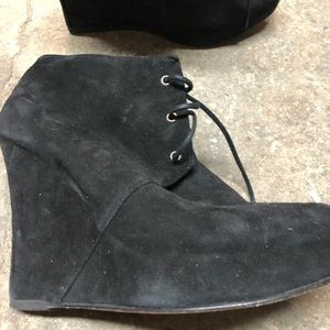 Designer boot - $495.00 retail at Barneys